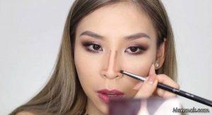 آموزش آرایش بینی