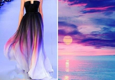 آموزش چند ترفند برای طراحی لباس شب جذاب