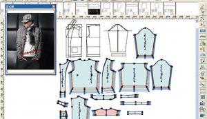 corel برای طراحی لباس