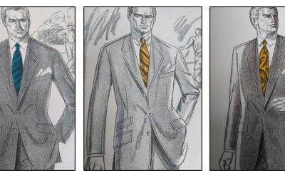 با این آموزش شیک ترین لباس مردانه