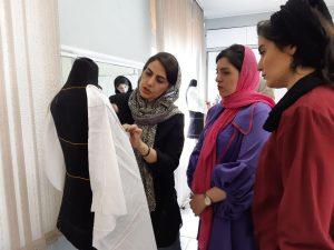 ثبت نام در رشته طراحی لباس