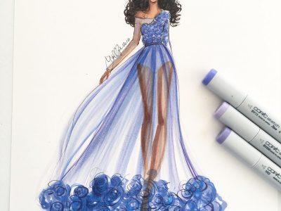 جنسیت سازی زیبا طراحی لباس