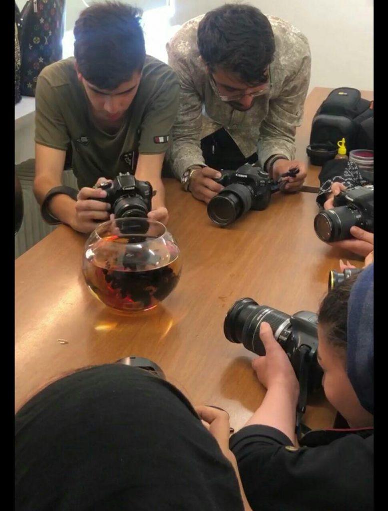 آموزش عملی عکاسی