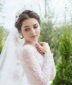 ژستهای جذاب و خاص عروس