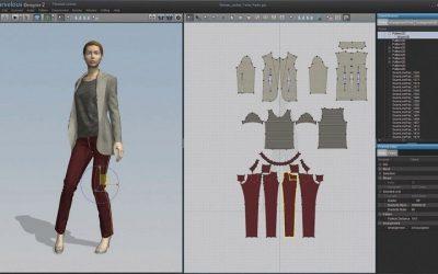 نرم افزارهای آموزشی طراحی لباس