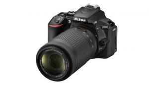 منوی دوربین عکاسی نیکون