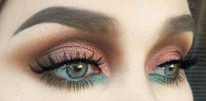 آموزش میکاپ و آرایش چشم