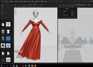آموزش آسان نرم افزار طراحی لباس