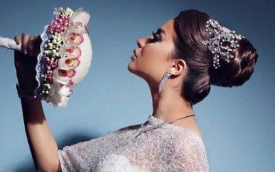 عکاسی فرمالیته و ژستهای جذاب و خاص عروس