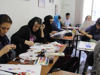 آموزشگاه طراحی لباس و مد