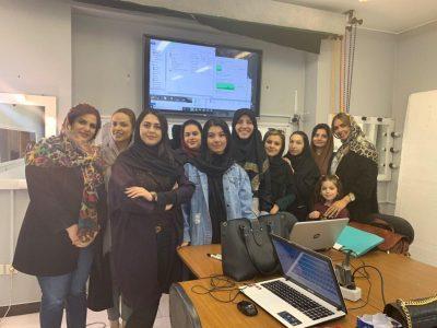 کلاس های طراحی لباس در غرب تهران