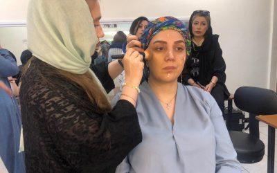 آموزشگاه میکاپ عروس در تهران