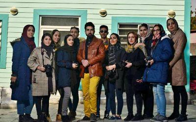 ادرس آموزشگاه عکاسی در غرب تهران