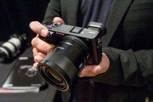 آموزش ساده منوی دوربین Dslr سونی