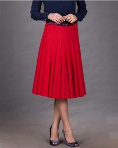 آموزش طراحی دامن های زیبا در طراحی لباس