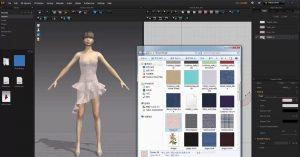 ترفندهای آموزش سریعترین نرم افزار طراحی لباس