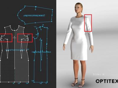 آموزش نرمافزار طراحی لباس Optitex