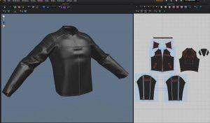 طراحی لباس با نرمافزار