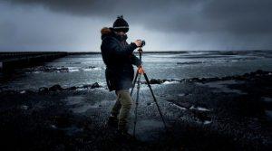 آموزش اصول نورپردازی عکاسی در شب