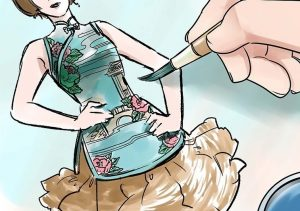 نکات حساس آناتومی و فیگور در طراحی لباس