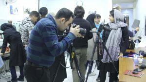 کلاس های عکاسی تهران