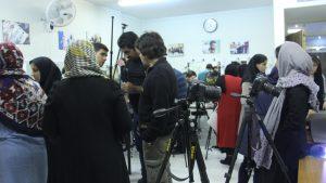 کلاس های عکاسی در تهران