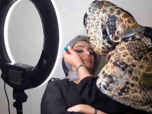 دوره آرایشگری تهران