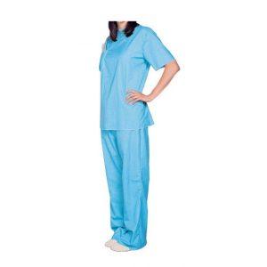 لباس بیمار بیمارستانی