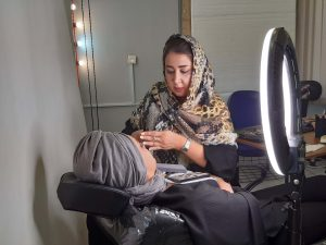 آموزش آرایشگری