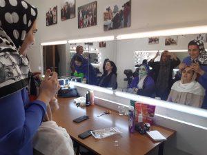 دوره آرایشگری در تهران