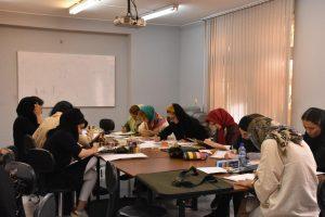 آموطش طراحی لباس تهران