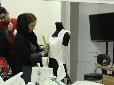 آموزش سریع طراحی لباس