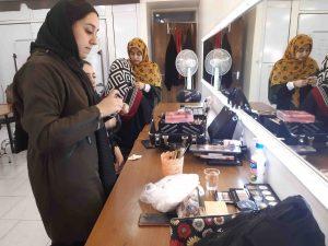 آموزشگاه آرایشگری تهران