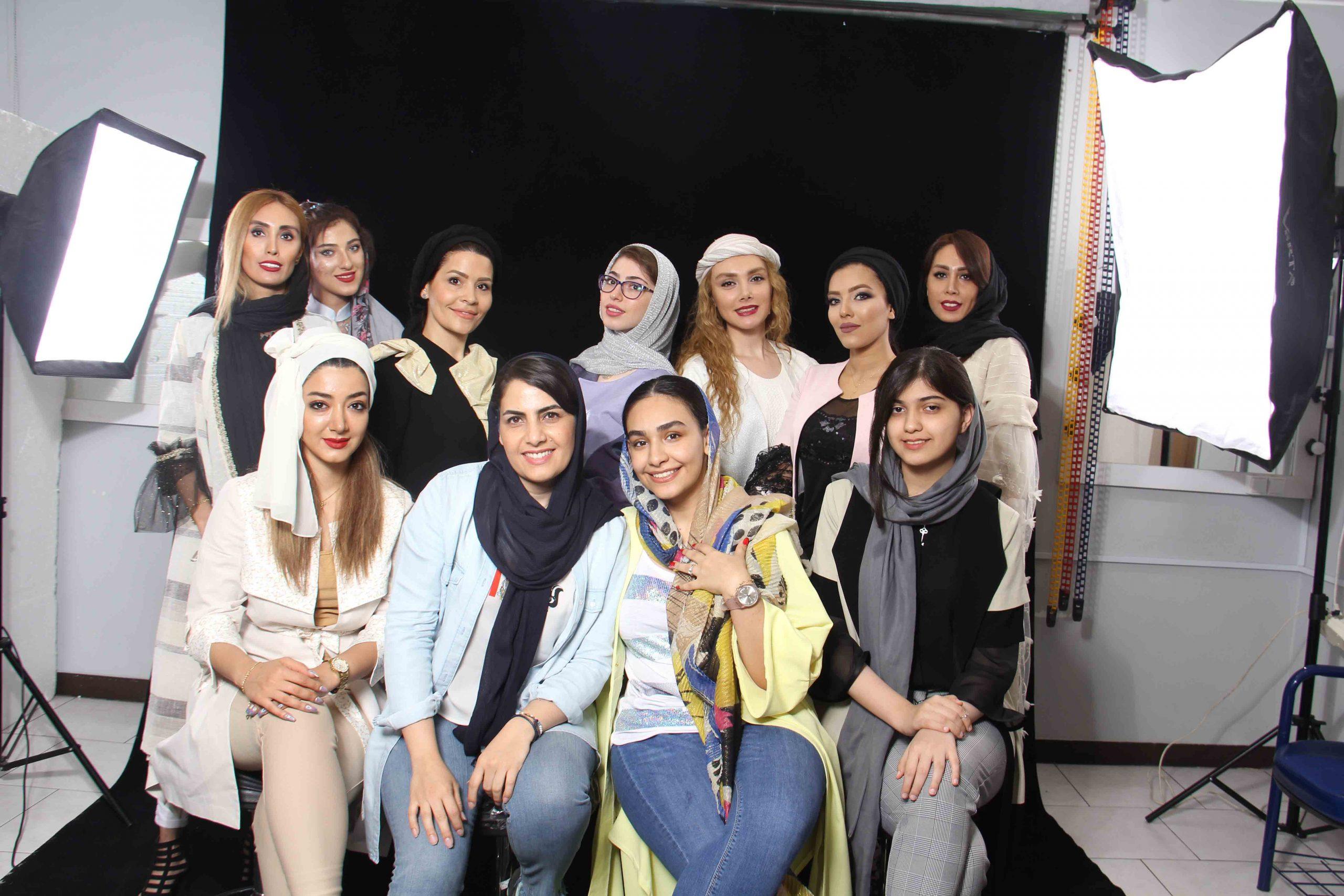 دوره طراحی لباس تهران