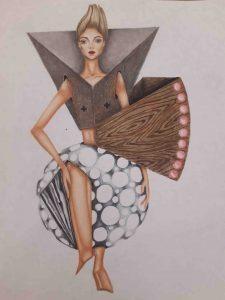 پکیج آموزش طراحی لباس
