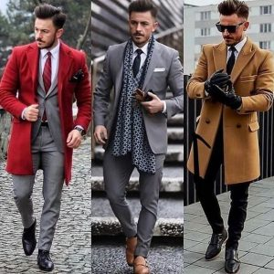 طراحی لباس مردانه