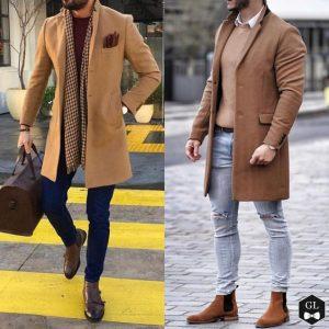 رنگ مناسب لباس مردانه