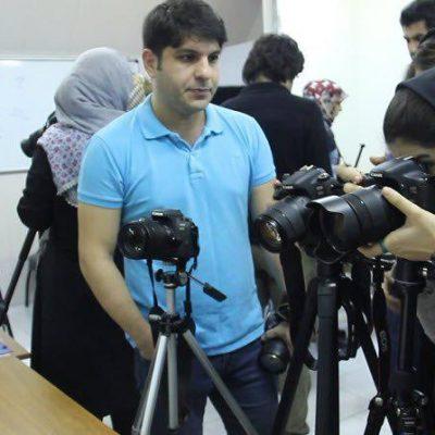 آموزش عکاسی خبری