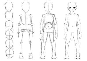 آموزش طراحی لباس کودک