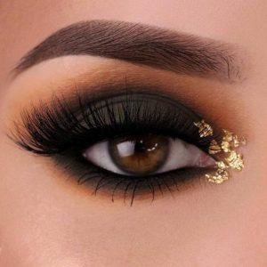 آرایش چشم اسموکی