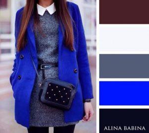 رنگ شناسی در طراحی لباس