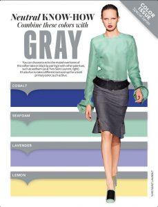 رنگ شناسی لباس