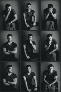 مدلینگ مردانه