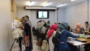 آموزشگاه آنلاین طراحی لباس