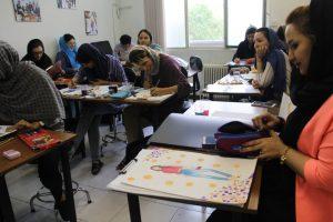 کلاس آنلاین طراحی لباس