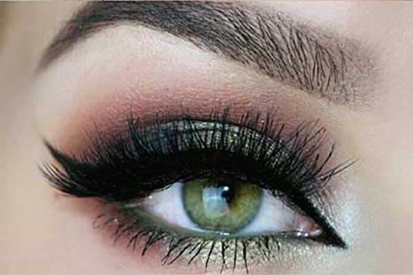 آرایش چشم براساس رنگ چشم