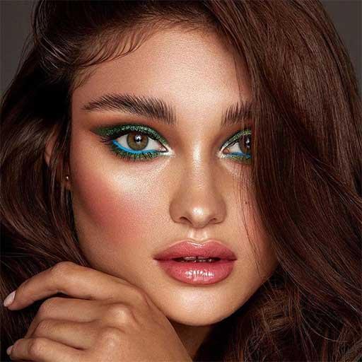آرایش چشم و گریم چشم بر اساس رنگ چشم