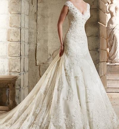 انتخاب لباس عروس