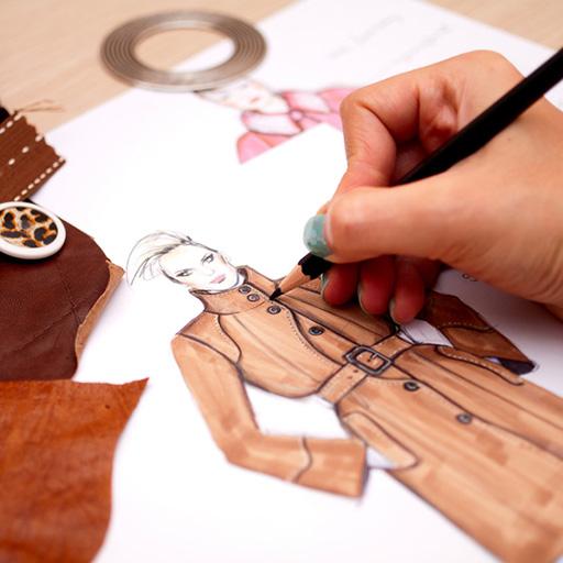 تفاوت طراح لباس و تصویرساز مد
